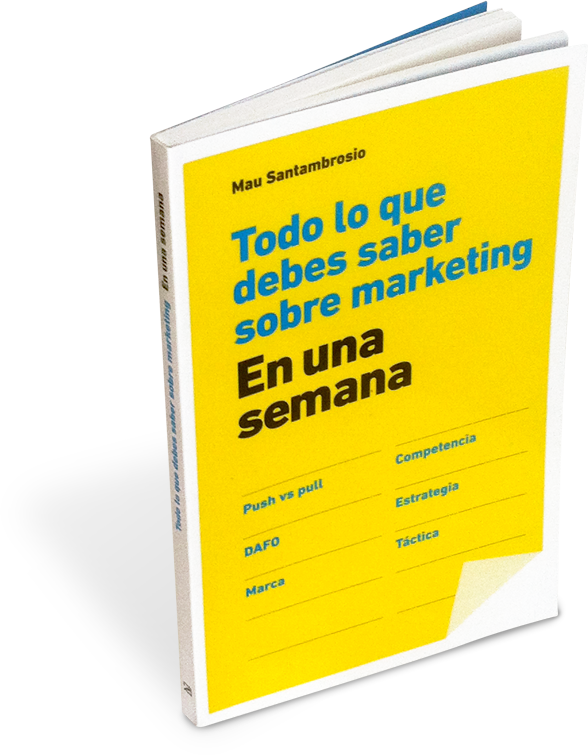Libro Todo lo que debes saber sobre marketing en una semana